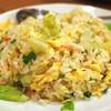 純華楼 - 料理写真:蟹肉入りレタス炒飯