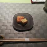 80301068 - 前菜の塩味のケークサレ