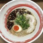 ななつ星 - 料理写真:黒とん780円