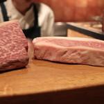 80302100 - 平井牛 イチボとランプ