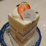 80305481 - 完熟苺のショートケーキ