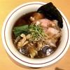 Gamushara - 料理写真:生姜醤油ラーメン(750円)