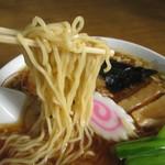 盛昭軒 - 自家製手揉み麺。