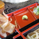 平田屋そば店 - 2018年1月 薬味