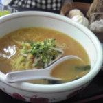 中国亭 - 味噌ラーメン