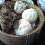 中国亭 - チマキ、肉まん、焼売