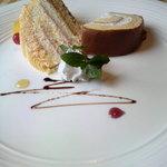 マンマパスタ - 本日のデザート