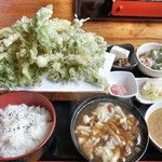 80310472 - 山菜天ぷら定食