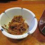 活魚料理ととや - 小鉢