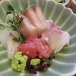 活魚料理ととや - お刺身