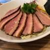 麺屋さくら - 料理写真:上鴨南蛮つけそば1.5玉、鴨増し