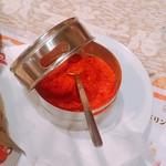 パンジャビ -  辛味追加用のスパイスパウダー