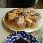 万里長城 - 焼餃子¥400