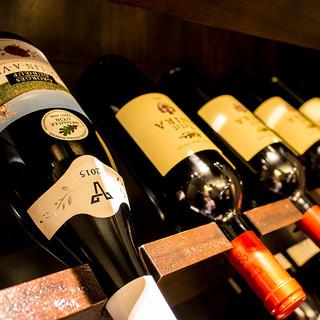 美酒を多数ご用意!個室空間とバル料理+銘酒をお楽しみ下さい♪