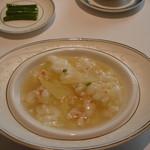 80316735 - 海老と卵白の炒め