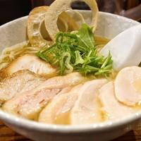 らーめん専門 和海 - 料理写真:■塩ミックス 1000円