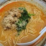 担々麺専門店 - 担々麺②