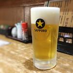 80317815 - タイムサービスの生ビール
