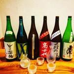 担ぎ屋 - オススメ日本酒