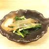 和洋酒菜 ひで - 料理写真:宍道湖 シラウオ・あさつきの芽・とんぶり和え
