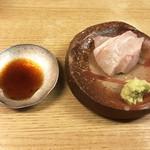 和洋酒菜 ひで - 熊本県産 天然ヒラメ
