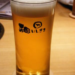 8032694 - きめの細かいビール