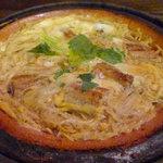 七福 - 鰻の柳川鍋