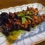 七福 - 胆焼き
