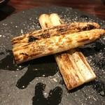 串焼き わか - 炭火炙りのホワイトアスパラ