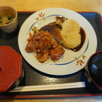 ZIZI - 料理写真:ランチ(700円)