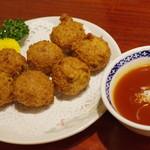 中華菜館 同發 - 香酥炸肉丸