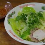 わかば亭 - 料理写真:俯瞰