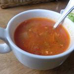 ライバック - スープ