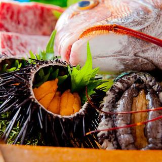 【春夏秋冬おすすめ食材あり】季節に応じて旬の食材をお楽しみ