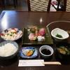 茶寮 もち月 - 料理写真:お刺身定食