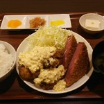 ちゃぼん - 料理写真:日替わりBランチ。