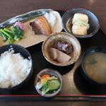 三華 - 料理写真:和定食