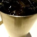 溶岩焼肉ダイニング bonbori - 黒ウーロン