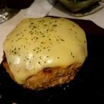 溶岩焼肉ダイニング bonbori - チーズハンバーグ