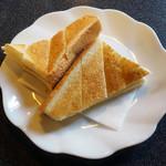 ぷらんたん - プレーン トースト