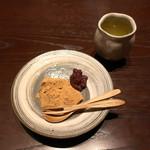 三合菴 - わらび餅