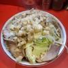 ラーメン二郎 - 料理写真:小豚※やさい、ニンニク、アブラ