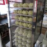高橋まんじゅう屋 - むしパン、肉まんも販売されています