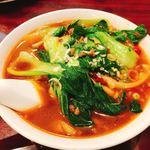 中華料理 大福 - 料理写真:麻辣刀削麺・中辛