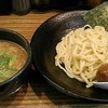 Menyasuzume - 料理写真:【雀つけ麺 + 味玉】¥780 + ¥100