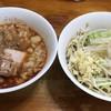 蓮爾 - 料理写真:【2018.1.20】つけ麺豚入り¥1000
