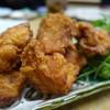 韓国家庭料理 青山 - 料理写真:女将おすすめ唐揚げ