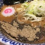 中華蕎麦 とみ田 - つけ汁