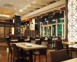 Trattoria&Pizzeria LOGIC 豊洲