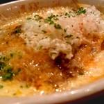 ラザーニャ・ラザーニャ - サルシッチャ(豚肉ソーセージ)と茄子、ラクレットチーズのアラビアータラザーニャ